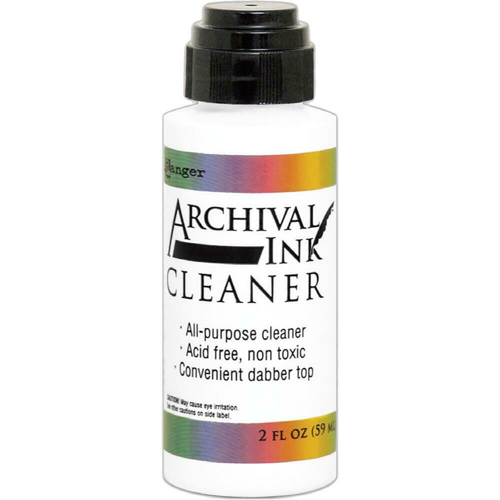Ranger Archival Ink Cleaner 2oz