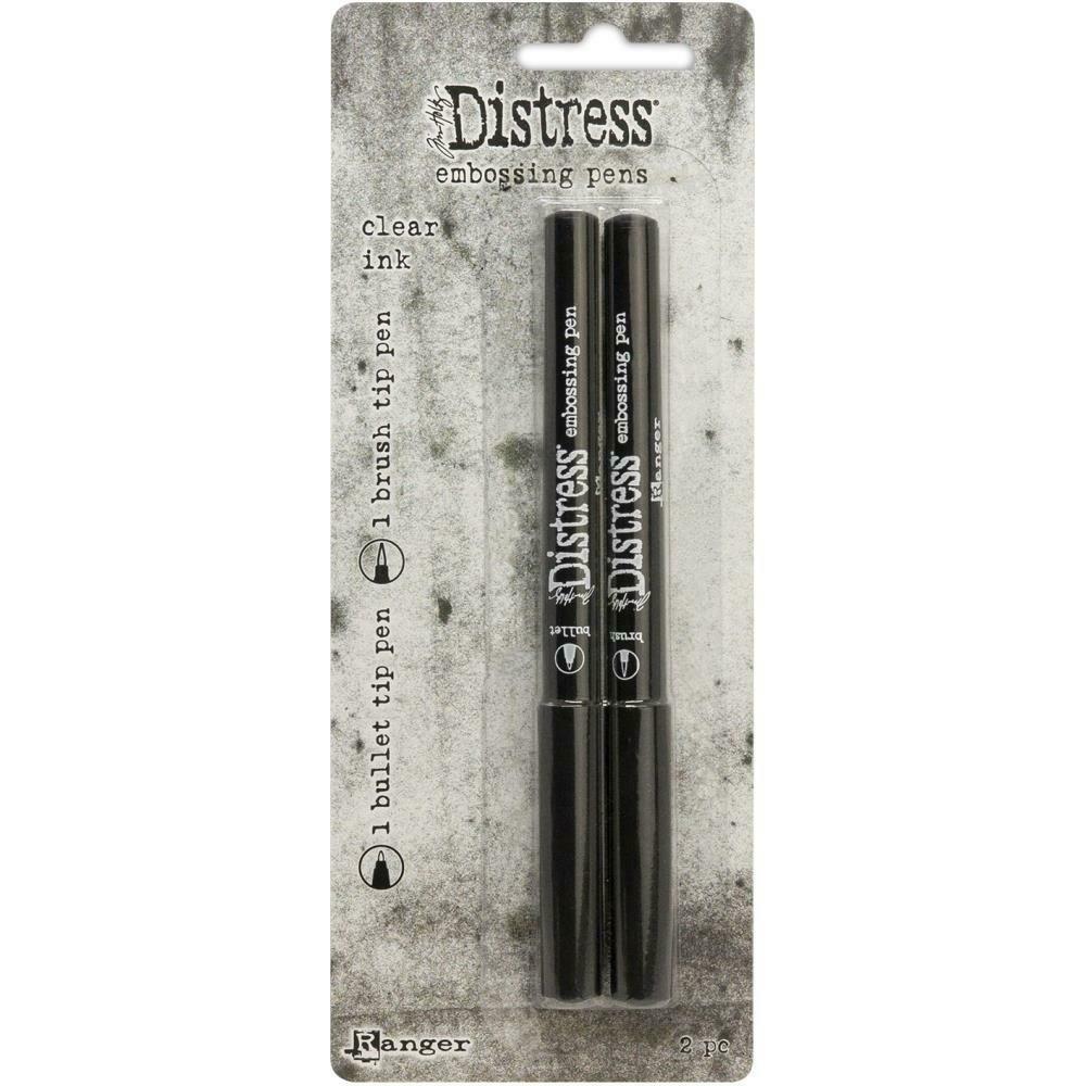 Tim Holtz Distress Embossing Pen 2/Pkg