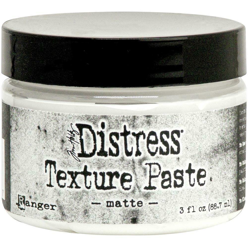 Tim Holtz Distress Texture Paste 3oz Matte