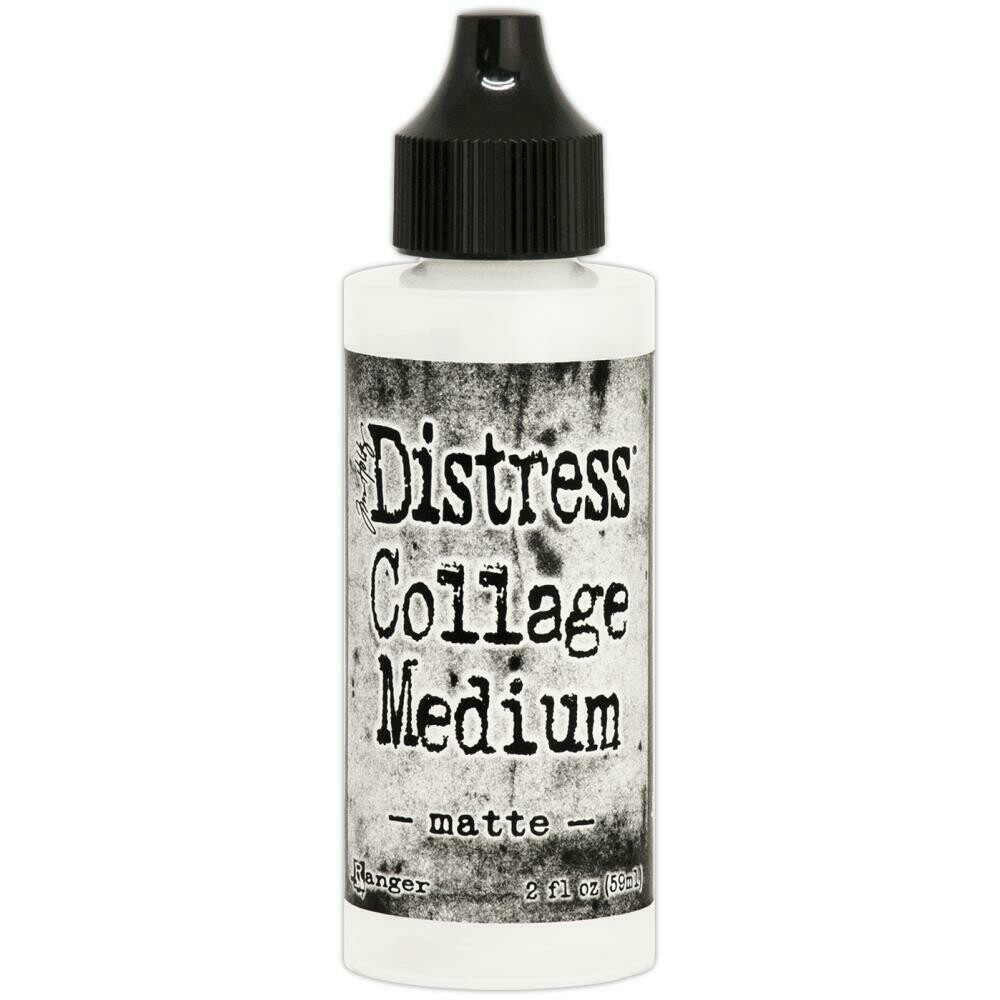Tim Holtz Distress Collage Medium 2oz Matte