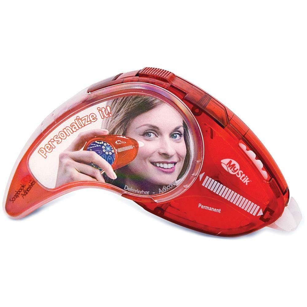 "Scrapbook Adhesives MyStik Adhesive Dispenser Permanent, .375""X33'"