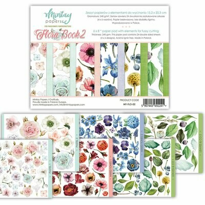 Mintay Papers Flora book #2