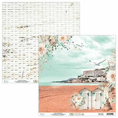 Mintay papers SUNTASTIC Sheet #2 12 x 12 inch
