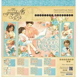Graphic 45 Precious Memories original product bundle