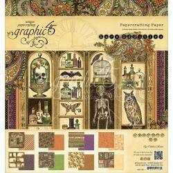 Graphic 45 Rare Oddities original product bundle