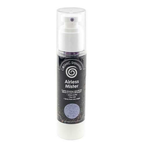 Cosmic Shimmer Airless Mister Colour: Blackberry Bliss