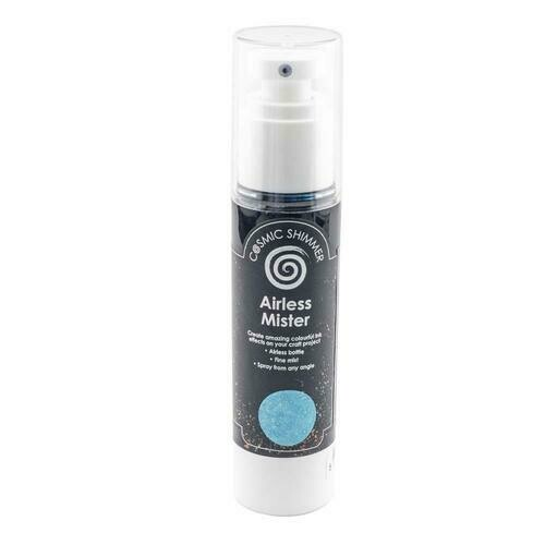 Cosmic Shimmer Airless Mister Colour: Pacific Point