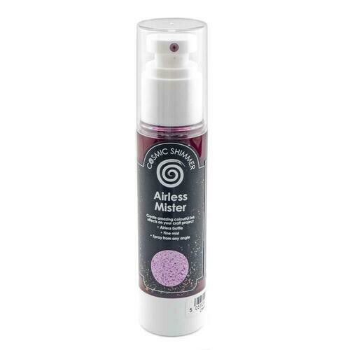Cosmic Shimmer Airless Mister Colour: Cherry Pop