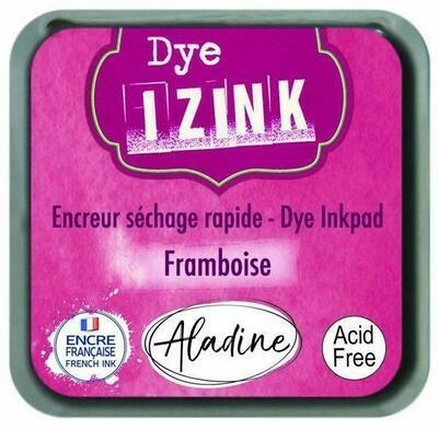 Aladine IZINK Dye Inkpad - Framboise