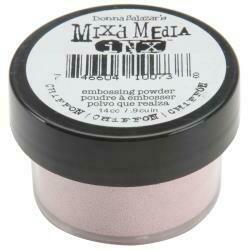 ColorBox Mix'd Media Inx Embossing Powder .5oz Chiffon