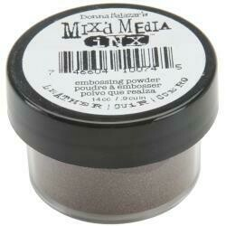 ColorBox Mix'd Media Inx Embossing Powder .5oz Leather
