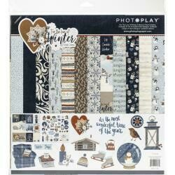 "PhotoPlay Collection Pack 12""X12"" For The Love Of Winter"