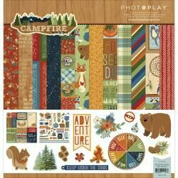 "PhotoPlay Collection Pack 12""X12"" Campfire"