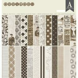 "Authentique Collection Kit 12""X12"" Accolade"