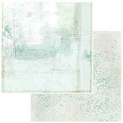 """Vintage Artistry Sky Double-Sided Cardstock 12""""X12"""" Admit One"""