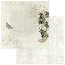 """Vintage Artistry Natural Double-Sided Cardstock 12""""X12"""" Wallflower"""