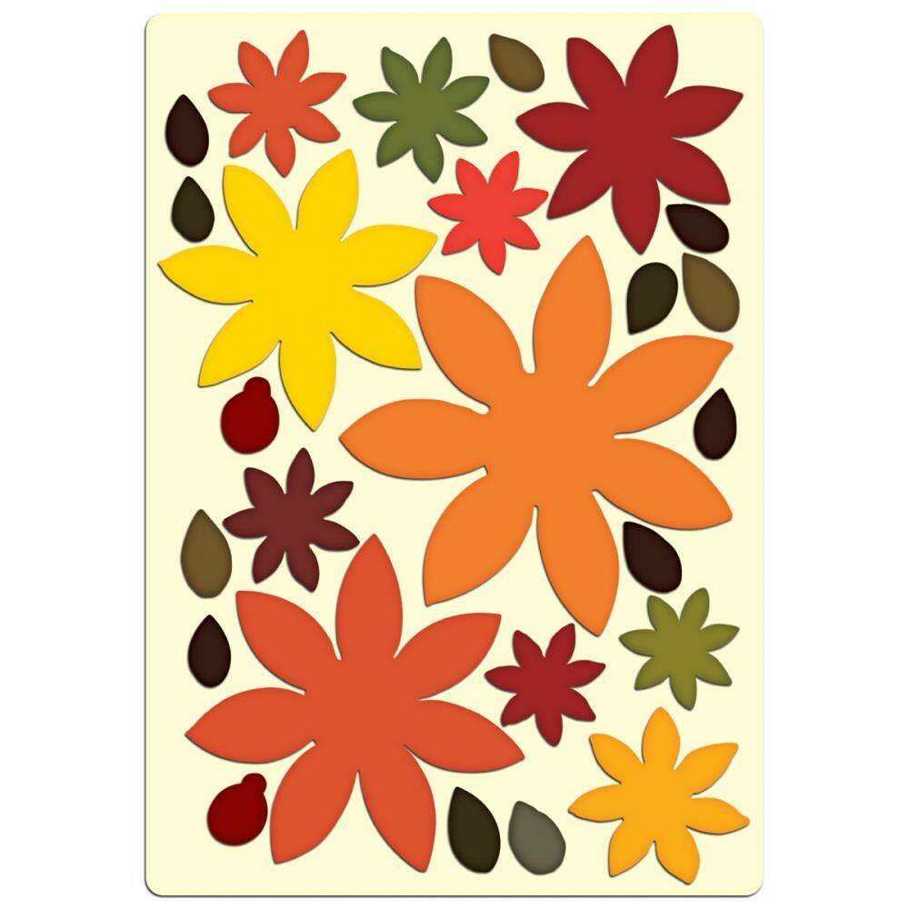 Heartfelt Creations Cut & Emboss Dies Classic Sunflower