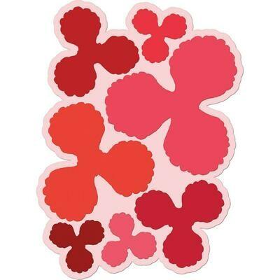 Heartfelt Creations Cut & Emboss Dies Blazing Poppy