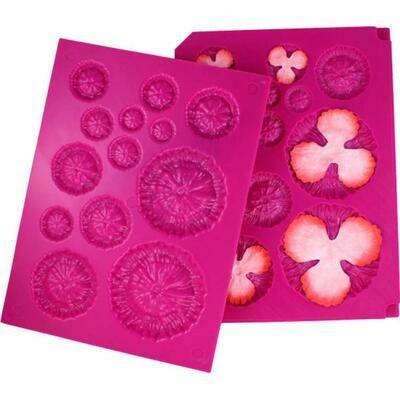 Heartfelt Creations Shaping Mold 3D Floral Basics