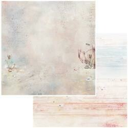 """49 and Market Seaside Double-Sided Cardstock 12""""X12"""" Beachfront"""