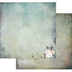 """49 and Market Tattered Garden Double-Sided Cardstock 12""""X12"""" Tattered Beauty"""