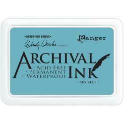 Wendy Vecchi Archival Ink Pad Sky Blue
