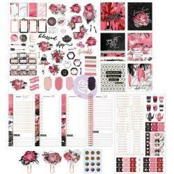My Prima Planner Insert & Embellishments Kit Dream On