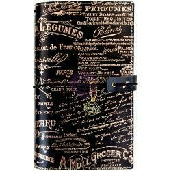 "Prima Marketing Traveler's Journal Standard Size 5.5""X8.7"" Amelia"