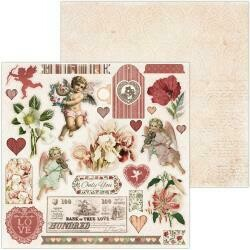 """Only You Double-Sided Cardstock 12""""X12"""" Noteworthy"""