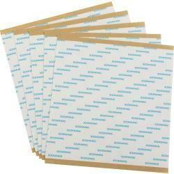 """Scor-Tape Sheets 5/Pkg 6""""X6"""""""
