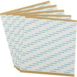 Scor-Tape Sheets 5/Pkg 6