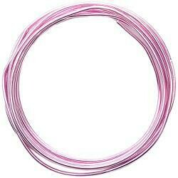 We R Memory Keepers Happy Jig Color Wire 6yds Pink