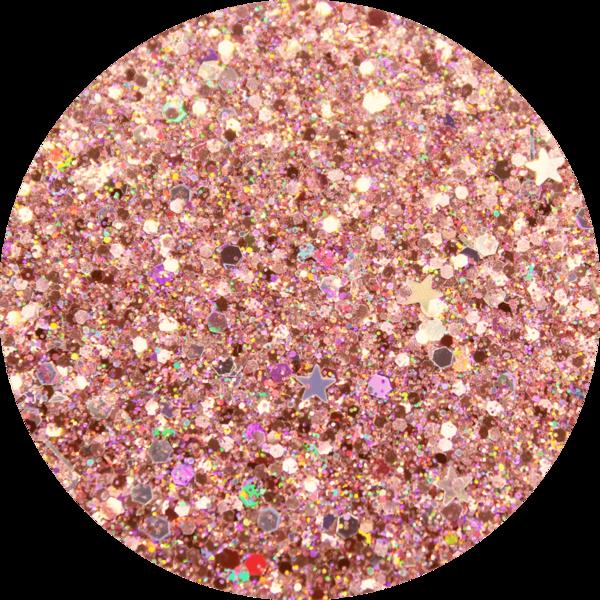 Glitter solvent resistant glitter - So Girly