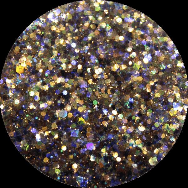 Glitter solvent resistant glitter - Fairy Forest