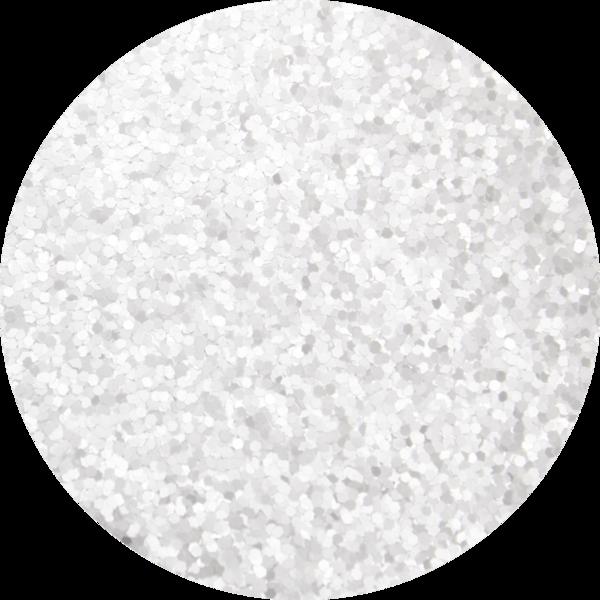 Glitter solvent resistant glitter -Sand Dollar