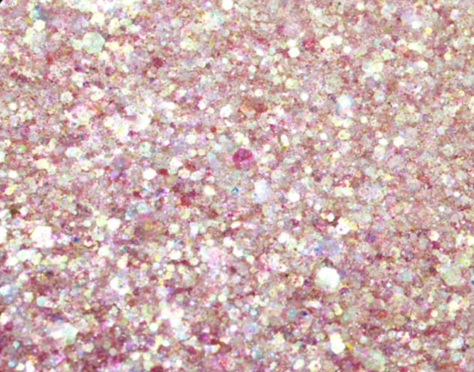 Glitter solvent resistant glitter -Unicorn