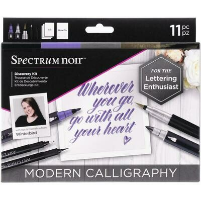 Spectrum Noir Discovery Kit Modern Calligraphy