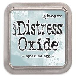 Tim Holtz Distress Oxide Ink Pad Speckled Egg