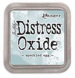 Tim Holtz Distress Oxide Ink Pad Speckled Egg