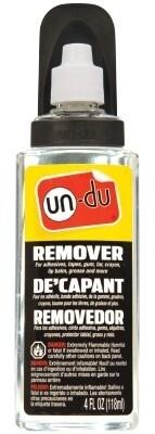 Un-Du Sticker, Tape & Label Remover 4oz