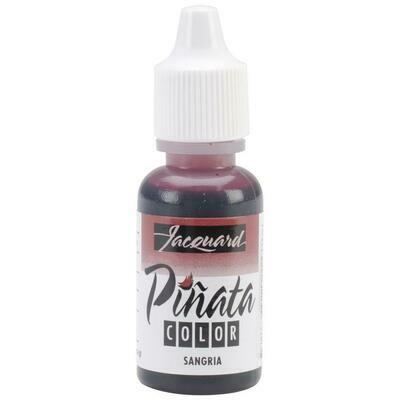 Jacquard Pinata Color Alcohol Ink .5oz Sangria
