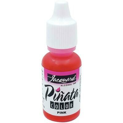 Jacquard Pinata Color Alcohol Ink .5oz Pink