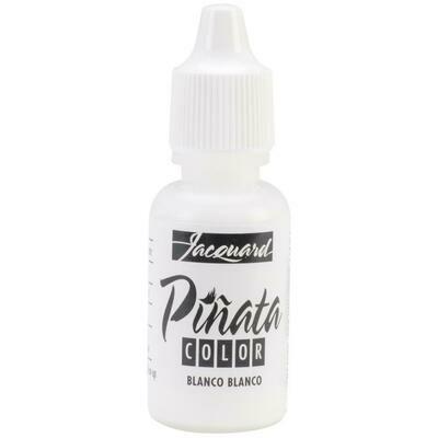 Jacquard Pinata Color Alcohol Ink .5oz Blanco Blanco