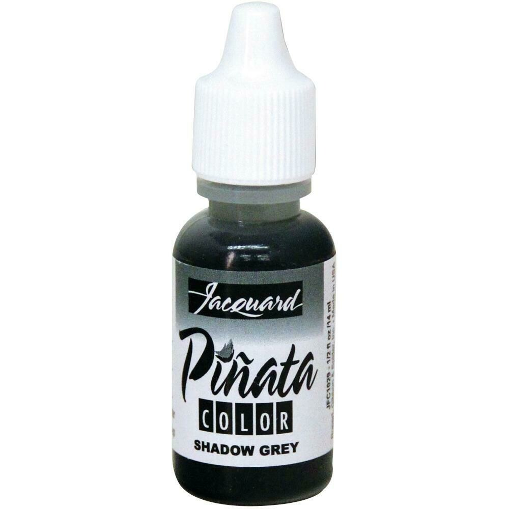 Jacquard Pinata Color Alcohol Ink .5oz Shadow Grey