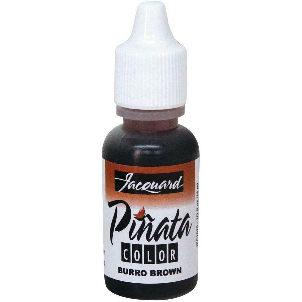Jacquard Pinata Color Alcohol Ink .5oz Burro Brown