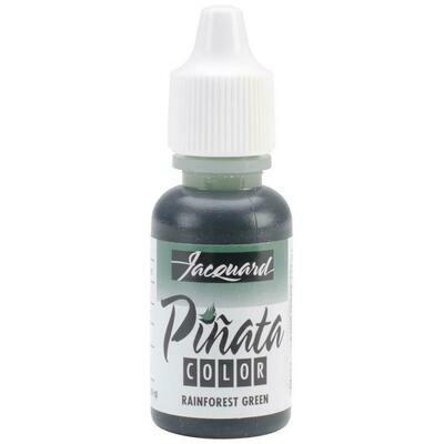 Jacquard Pinata Color Alcohol Ink .5oz Rainforest Green