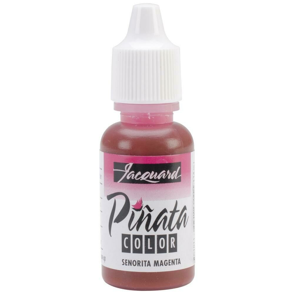 Jacquard Pinata Color Alcohol Ink .5oz Senorita Magenta