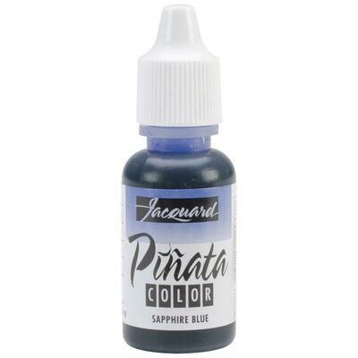 Jacquard Pinata Color Alcohol Ink .5oz Sapphire Blue