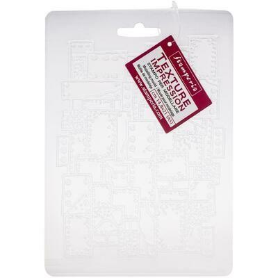 Stamperia Soft Maxi Mould A5 Plaquette