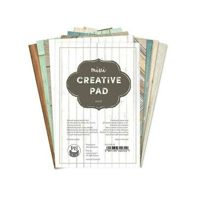 P13 Mini Creative Paper Pad 6